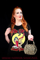 Pin Up Sweet Devil, t-shirt and ladyfit