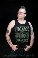 Hellbilly Hot Rod, Tshirt & Ladyfit & Tanktop