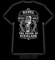 Rebel music only, LadyFit and T-Shirt