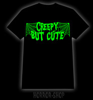 Creepy but cute, Tshirt, Ladyfit & top