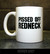 Pissed off redneck (mug)