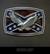 Rebel eagle Belt Bucklet
