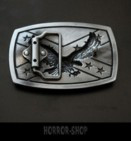 Rebel eagle Belt Bucklet