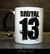 Brutal 13 Death Metal -mug