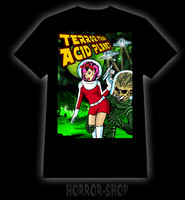 Terror From Acid Planet, t-shirt and ladyfit