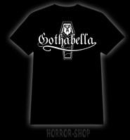 Gothabella, Tshirt, Ladyfit & top