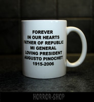 Augusto Pinochet -mug