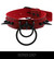 Red Devil Choker with two ring