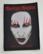Marilyn Manson Face kangasmerkki