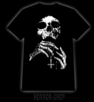 Baptism by Death T-shirt, Tanktop and Ladyfit