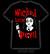 Wicked little devil, Tshirt, Ladyfit