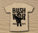 Bush War, T-shirt