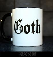Goth ankh  -mug