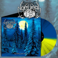 Nokturnal Mortum – Lunar Poetry (vinyl LP, uusi)