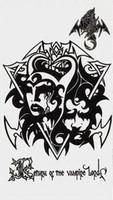 Nokturnal Mortum – Return Of The Vampire Lord / Marble Moon (vinyl LP, uusi)