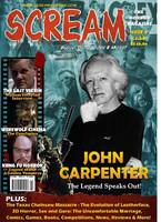 SCREAM: The Horror Magazine (ISSUE 4)