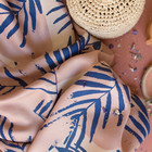 Atelier Brunette Canopy Cobalt kudottu viskoosi