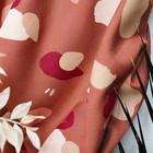 Atelier Brunette Granito Chestnut kudottu viskoosi