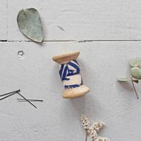 Atelier Brunette Canopy Cobalt vinonauha