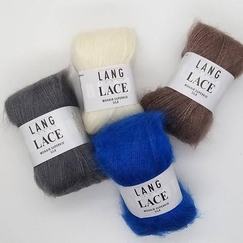 Lang Lace silkkimohair (lace) 25g