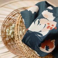Atelier Brunette Posie Smokey kudottu viskoosi