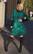 ENNAKKO ColorLeaves trikoo Monochrome Mini Smaragd