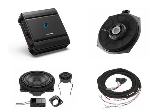 Audiokit BMW perusaudion päivityspaketti 1