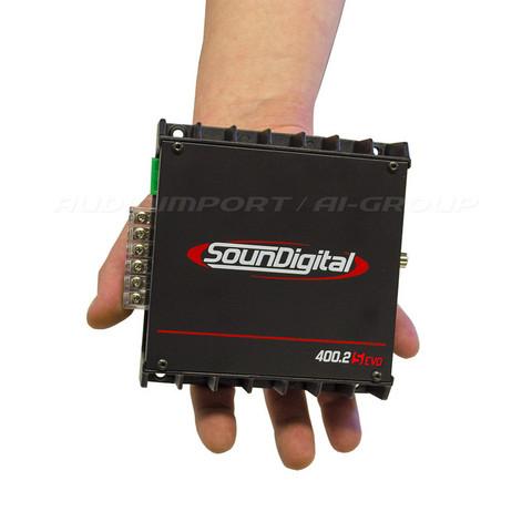Soundigital SD400.2S EVO 2/4ohm