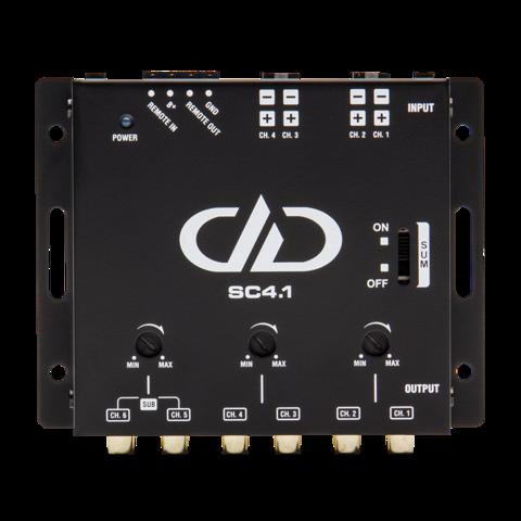 DD Audio SC4.1 linjamuunnin