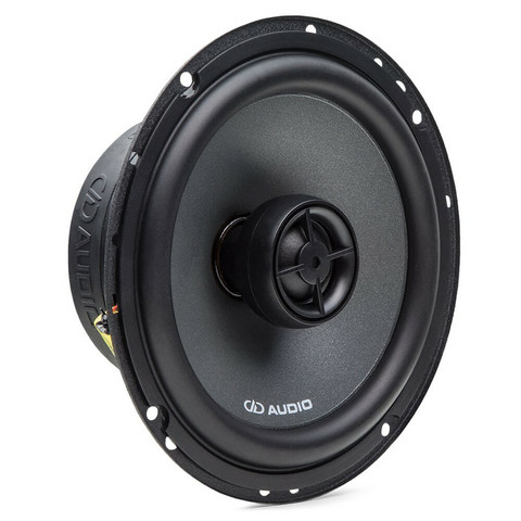 DD Audio DX 6.5a koaksiaalit