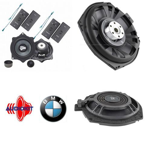 Audiokit BMW RB-AI kaiutinpaketti