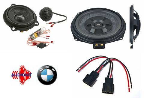 Audiokit BMW Blam kaiutinpaketti