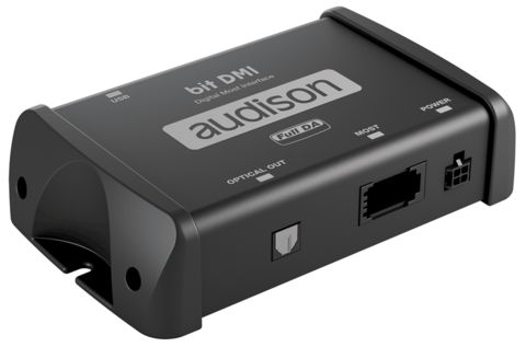 Audison bit DMI MOST adapteri