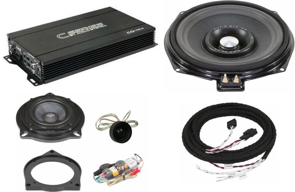 Car Audio System >> Audio System Bmw Perusaudion Paivityspaketti 1