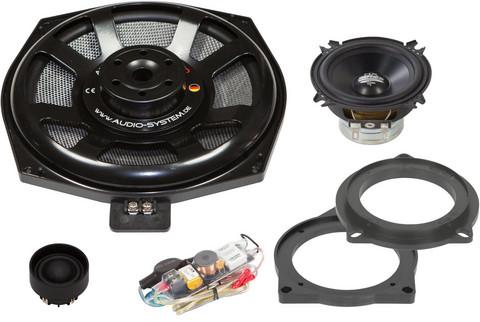 Audio System X 200 BMW DUST EVO kaiutinpaketti