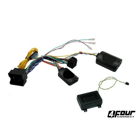 4Connect BMW rattiohjain-adapteri