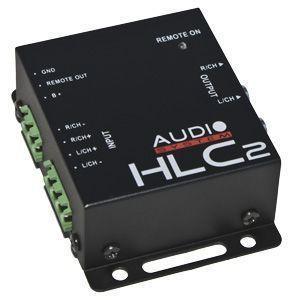 Audio System HLC-2 linjamuunnin