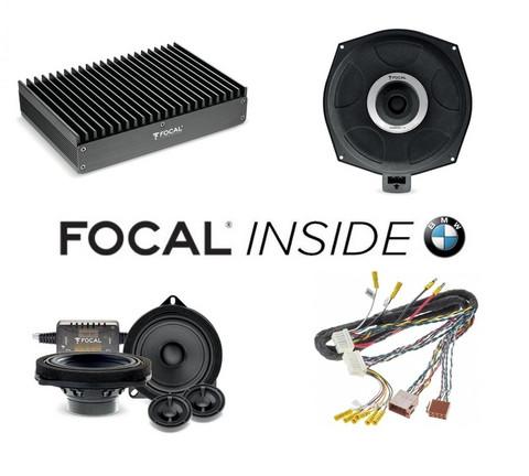 Focal INSIDE Powered 9.2 perusaudion päivityspaketti