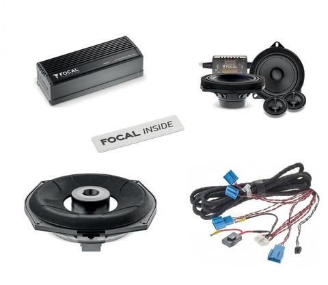 Focal INSIDE Powered 4.2 perusaudion päivityspaketti