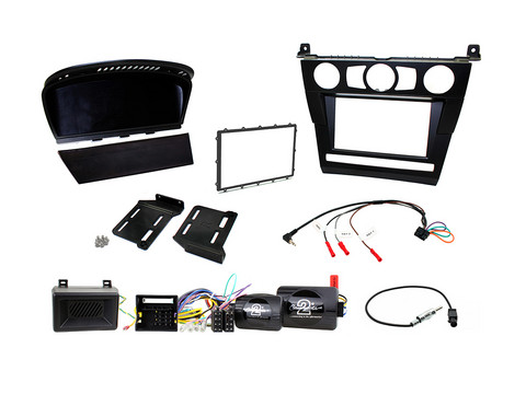 Connects2 CTKBM23 BMW E60 2-DIN asennussarja
