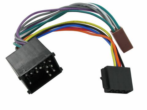 Connects2 BMW E36 E46 17-pin ISO-johtosarja
