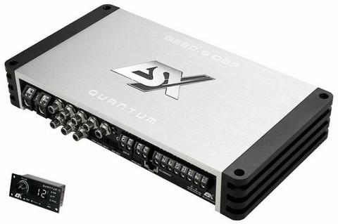 ESX Audio Quantum QE80.6 DSP