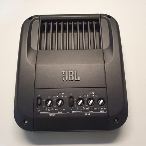 JBL GTO-504EZ vahvistin (demo)