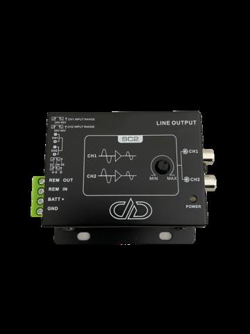 DD Audio SC-2 linjamuunnin