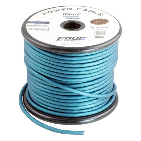 FOUR Connect Stage3 virtakaapeli 10mm2 sininen