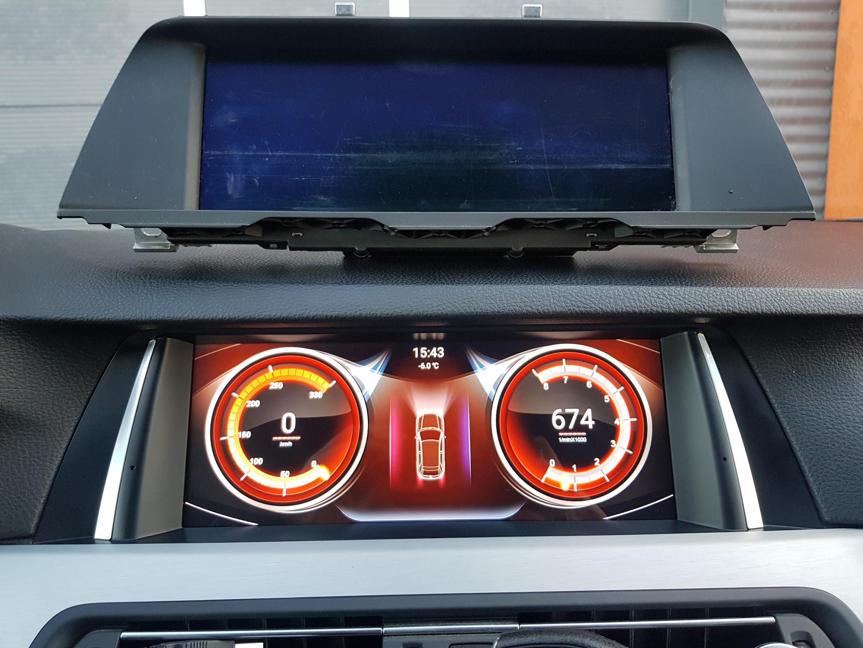 BMW Android näytöt