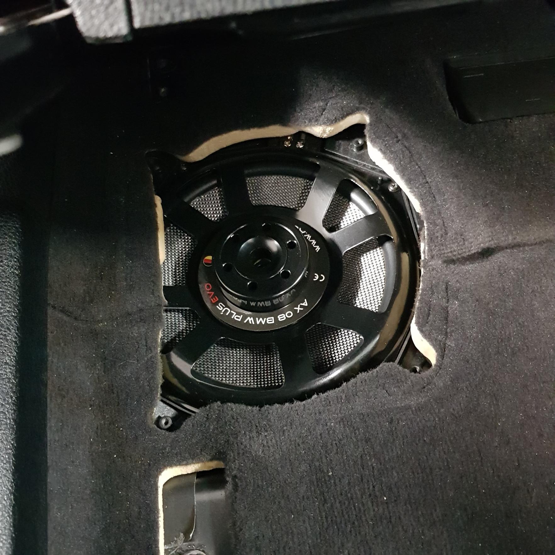Audio System AX 08 BMW PLUS EVO