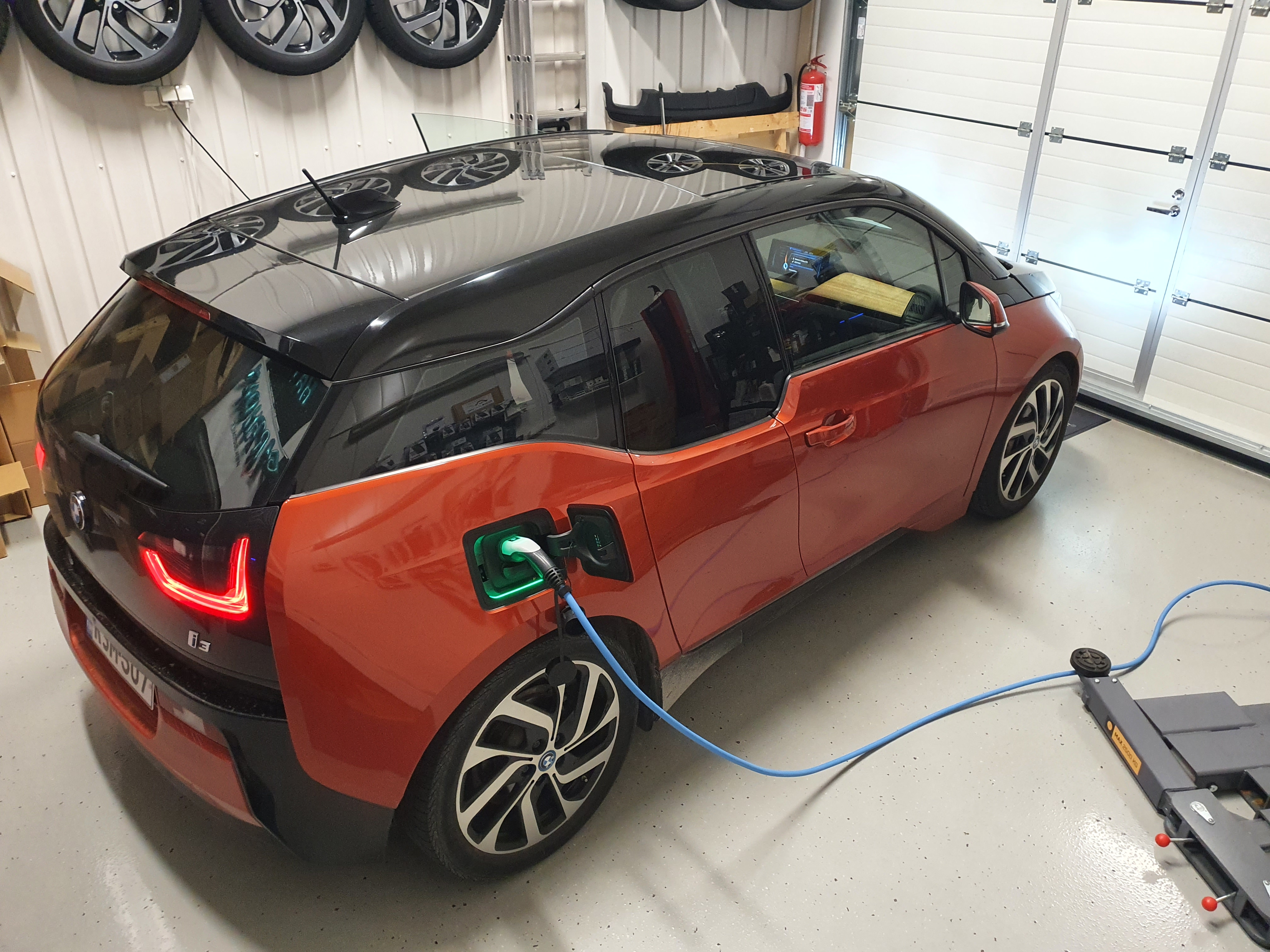 BMW i3 Harman Kardon Audio Upgrade