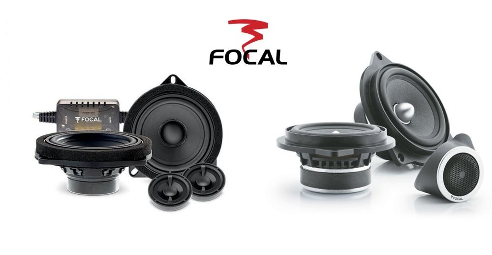 Vertailussa Focal BMW mallikohtaiset erillissarjat