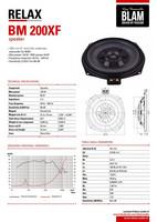 Blam BM 200 XF (pari)